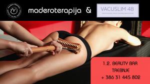 Tečaj maderoterapije in VacuSlim 48