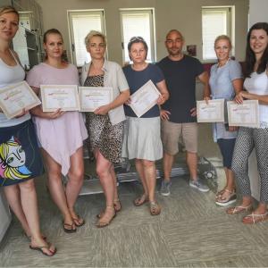 Višja šola za kozmetiko Ljubljana