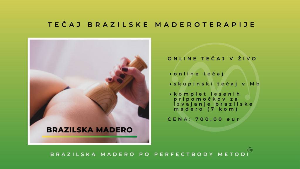 online tečaj brazilske maderoterapije
