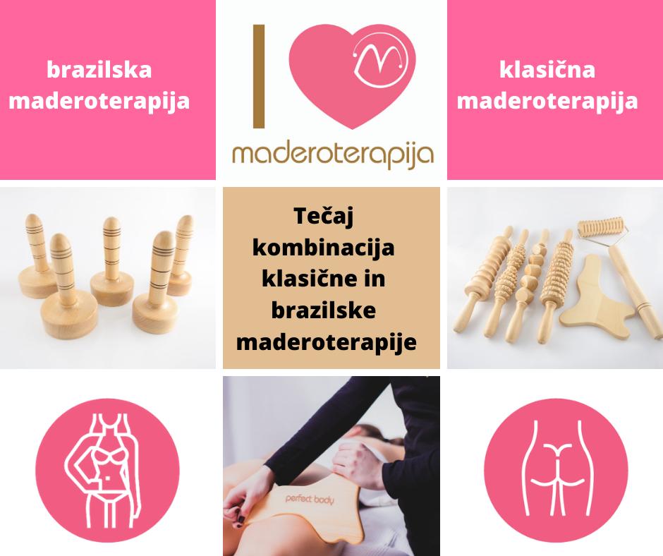 maderoterapija klasična in brazilska